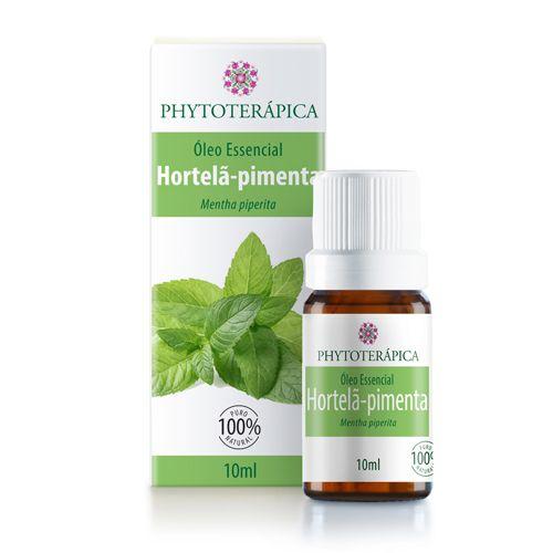 Óleo Essencial de Hortelã Pimenta - Mentha piperita 10 ml (Phytoterápica)
