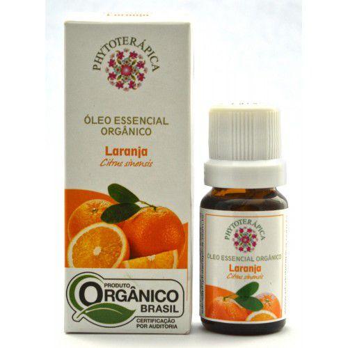 Óleo Essencial de Laranja - Citrus Aurantium dulces 10 ml (Phytoterápica)