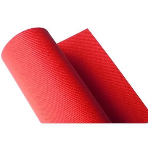 Tapete de Yoga - Vermelho