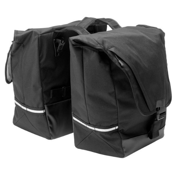 ALFORJE BONTRAGER TOWN DOUBLE THROW PANNIER