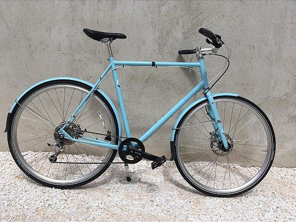 Bicicleta Trek District Aro 700 60cm Usada!
