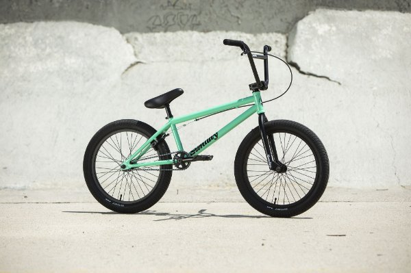 BICICLETA BMX SUNDAY SCOUT GREEN 20