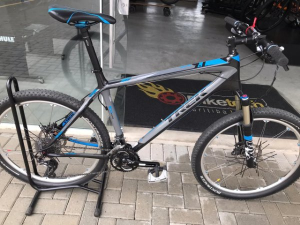 Bicicleta Trek Elite 9.7 Tam. 21.5