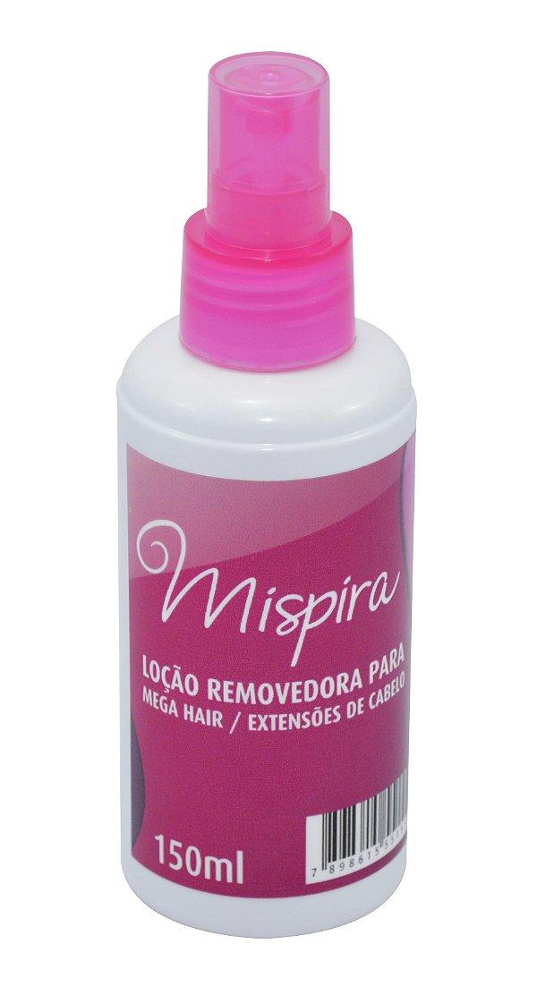 Loção Removedora Para Mega Hair em Fita Adesiva e Queratina 150ml - APROVADO ANVISA