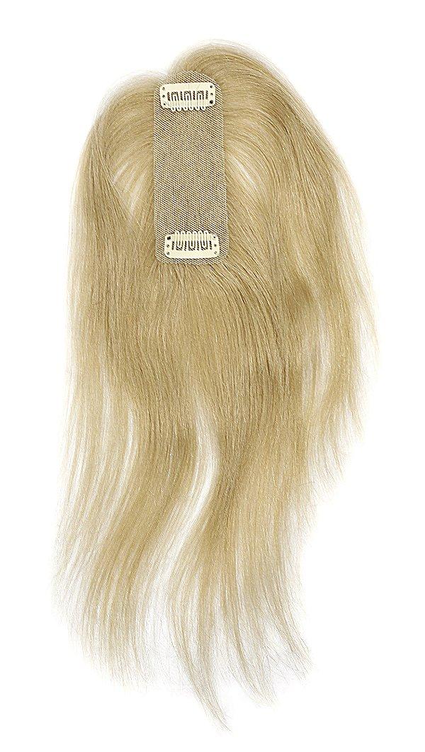Topo SUPER PREMIUM cabelo humano #22/14 champagne mix liso