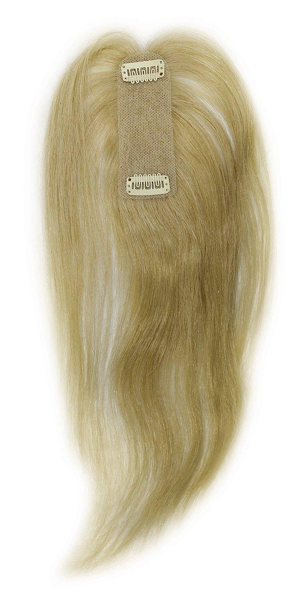 Topo SUPER PREMIUM cabelo humano #18/16 vanilla mix liso