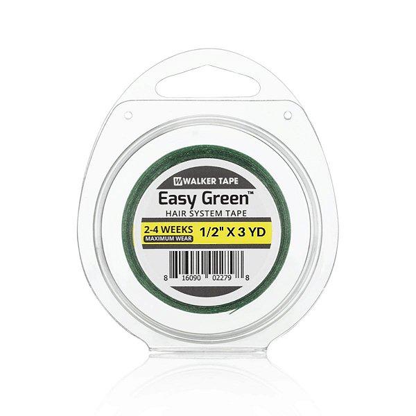 Fita adesiva Rolo Easy Green P/ Laces, Prótese Capilar e Mega Hair