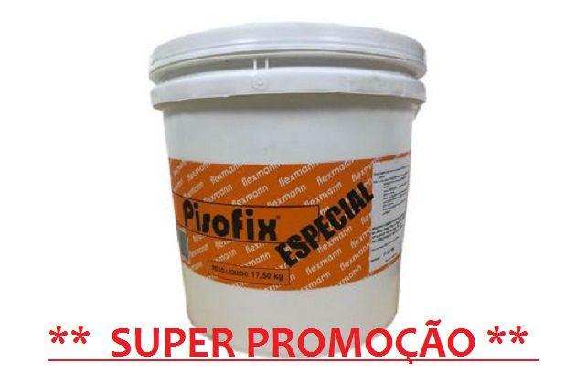 Cola Acrílica Pisofix Especial 17,5 KG