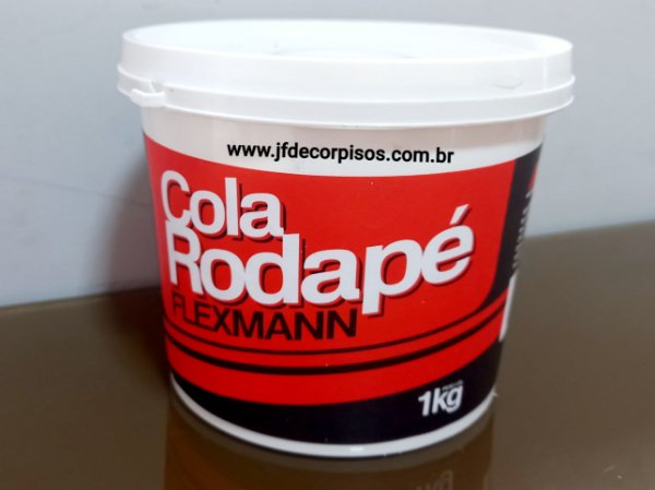 Cola Rodapés e Molduras flexmann 1kg