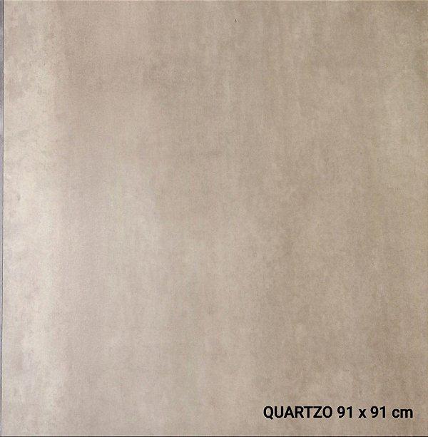 Piso Vinílico 3 mm cor QUARTZO Placas 91,4x 91,4 cm  cx 5,02 m2