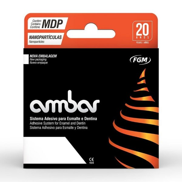 ADESIVO AMBAR 4ML - FGM