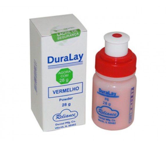 DURALAY VERMELHO - RELIANCE