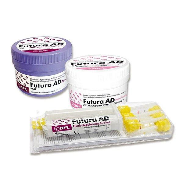 SILICONE DE ADIÇÃO FUTURA - NOVA DFL