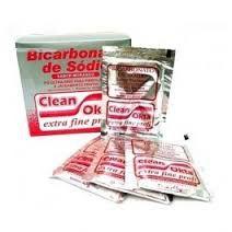 BICARBONATO COM 15 SACHET - CLEAN OKTA