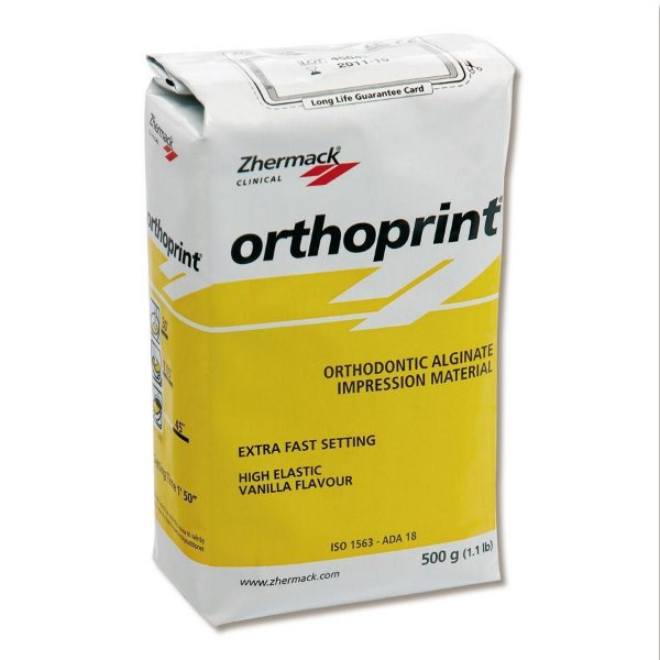 ALGINATO ORTHOPRINT - ZHERMACK