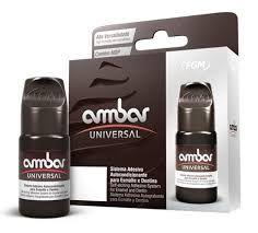 ADESIVO AMBAR UNIVERSAL  4ML + RESINA OPUS BULK FILL FLOW  - FGM