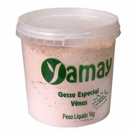 GESSO ESPECIAL VÊNUS SALMÃO -YAMAY