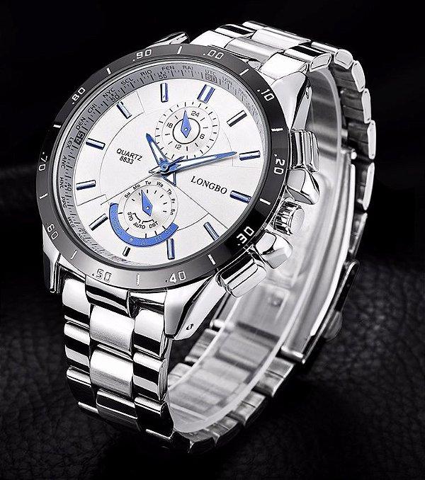 Relógio Longbo 8833