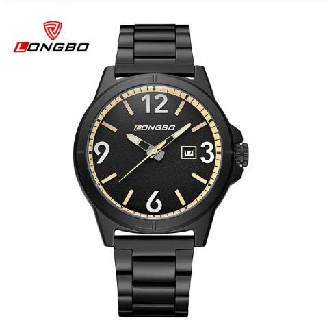 Relógio Longbo Steel