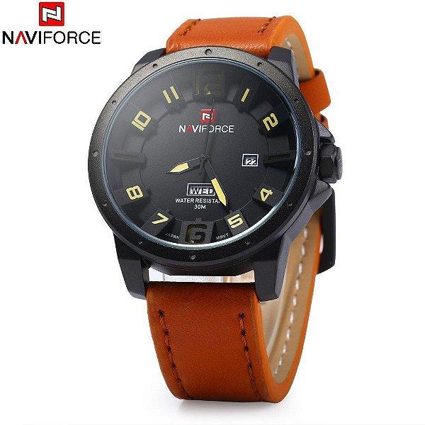 6086977868f Relógio Naviforce Militar - Dali Relógios