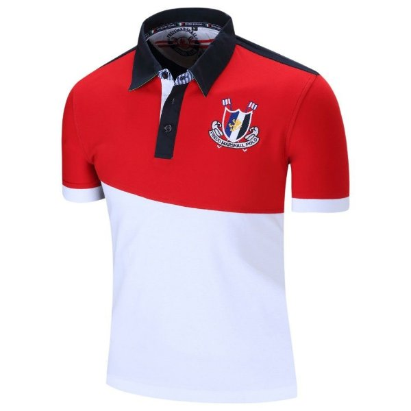 Camiseta Polo FREDD MARSHALL Work