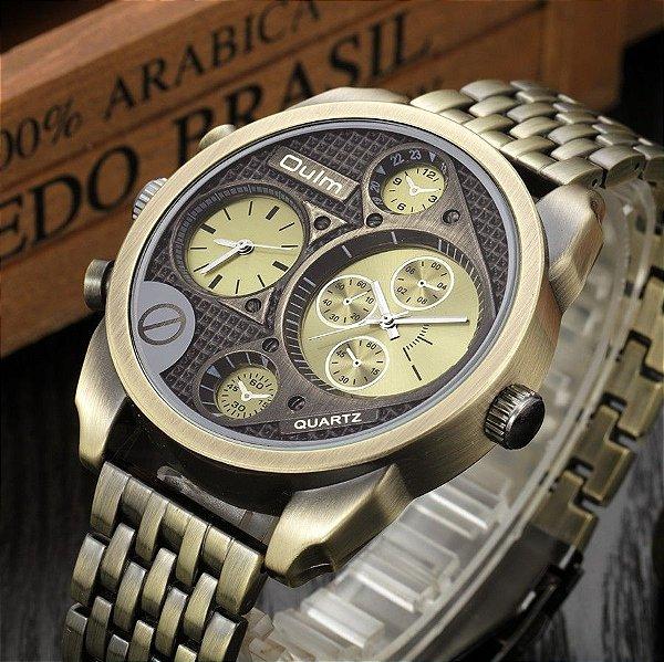 9d8d9da9047 Relógio OULM Rustic Army - Dali Relógios