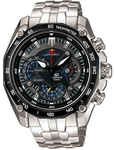 9395786ed6f Relógio Casio EF-550 Red Bull - Dali Relógios