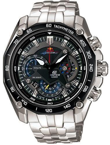 Relógio Casio EF-550 Red Bull