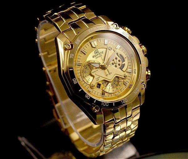 ab6b75f61d8 Relógio Casio EF-550FG-9AV - Dali Relógios