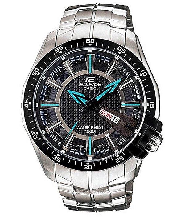 1b84c188e90 Relógio Casio EF-130D-1A2V - Dali Relógios