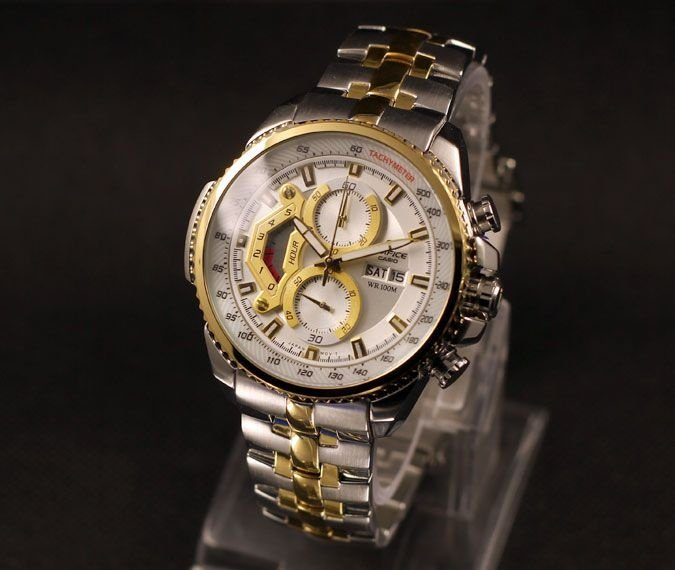 aee070b4882 Relógio Casio EF-558SG-7AV - Dali Relógios