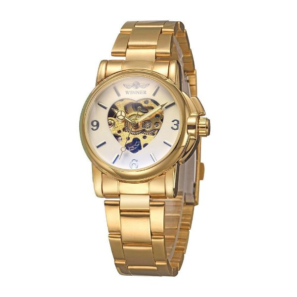 Relógio Winner Automático Femme
