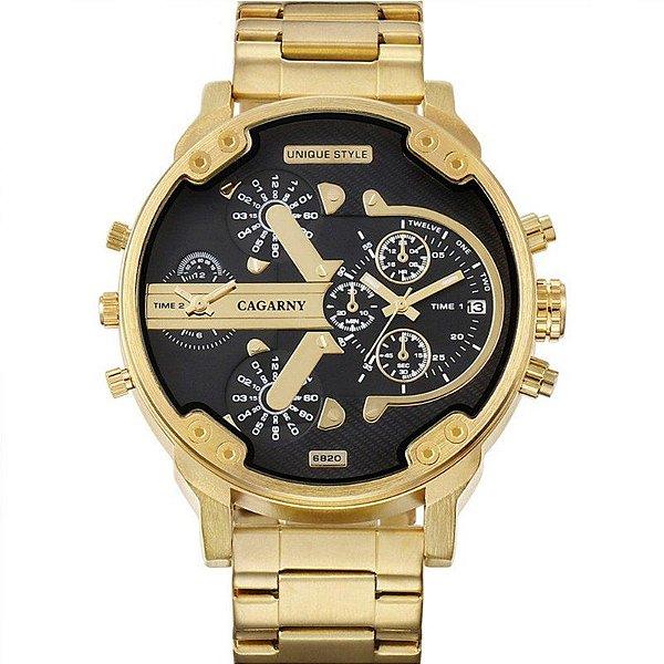Relógio Cagarny Steel