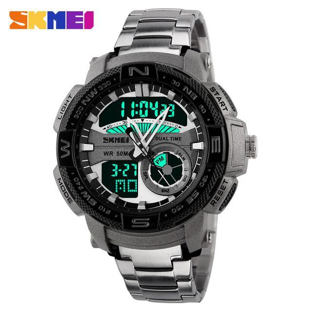 f13db66519e Relógio SKMEI Heavy Metal - Dali Relógios