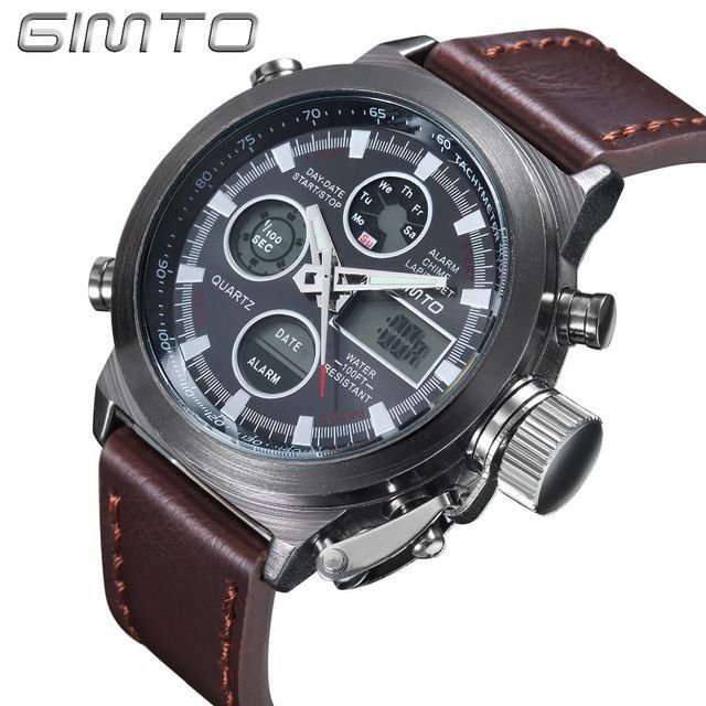 Relógio Gimto Swiss Army