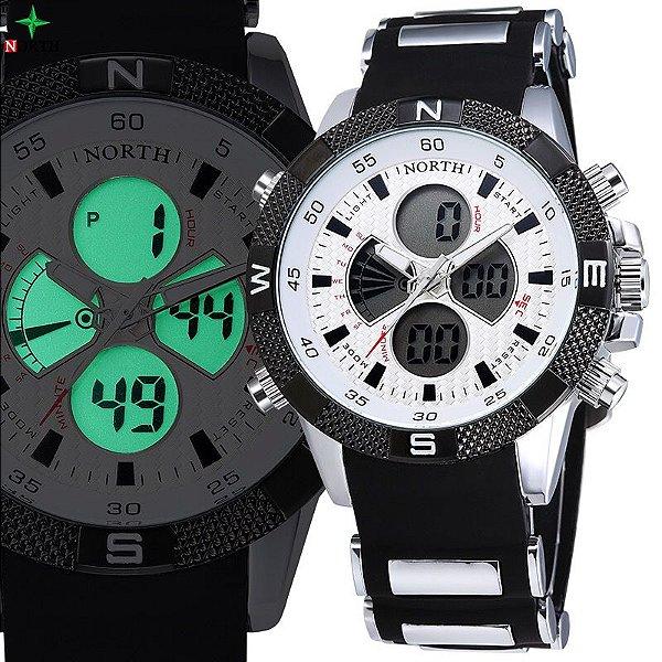 Relógio North Power