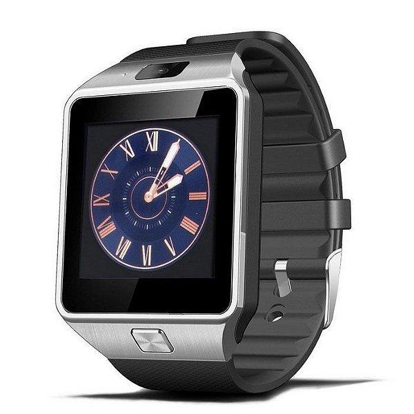 Relógio Smartwatch DZ09 Tech