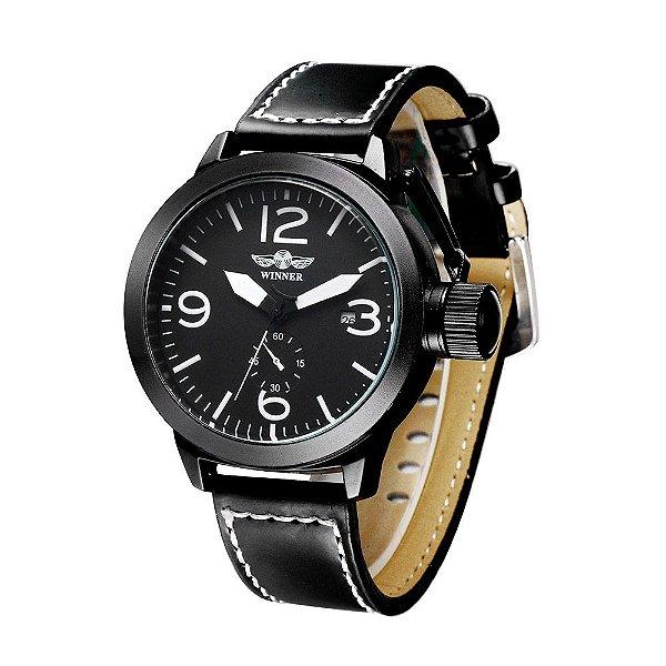 45883453d87 Relógio Winner Army Automático - Dali Relógios