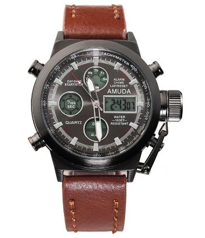 0f4a06c3b30 Relógio AMUDA Military - Dali Relógios