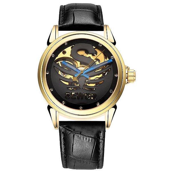 afe833d8fe4 Relógio Sewor Elegant - Dali Relógios