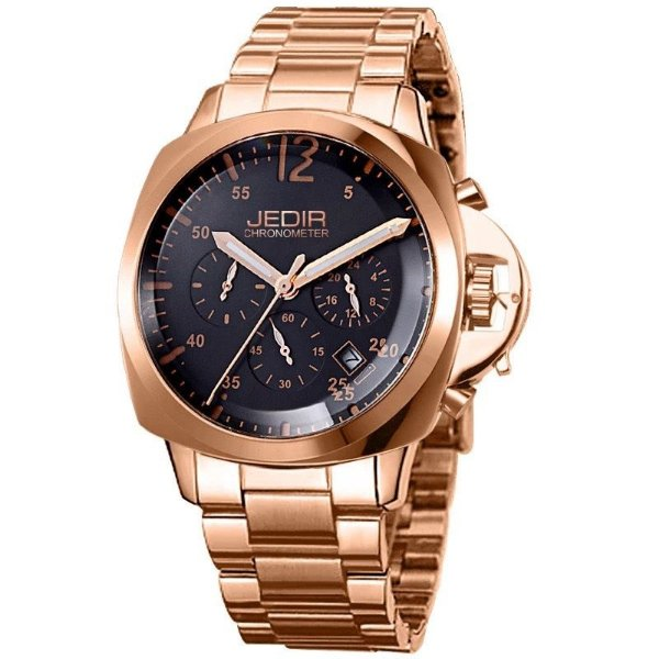 Relógio Jedir Luxo