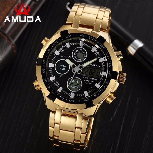 Relógio Amuda Digital - Dali Relógios a06234e2b3f
