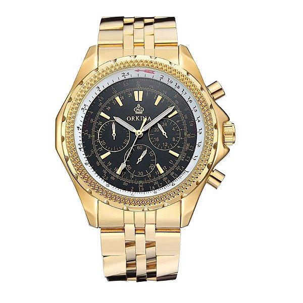 Relógio Orkina Luxo