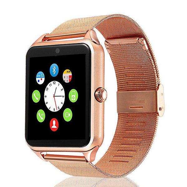683286f0fb4 Relógio Eletrônico Z50 Smartwatch - Dali Relógios