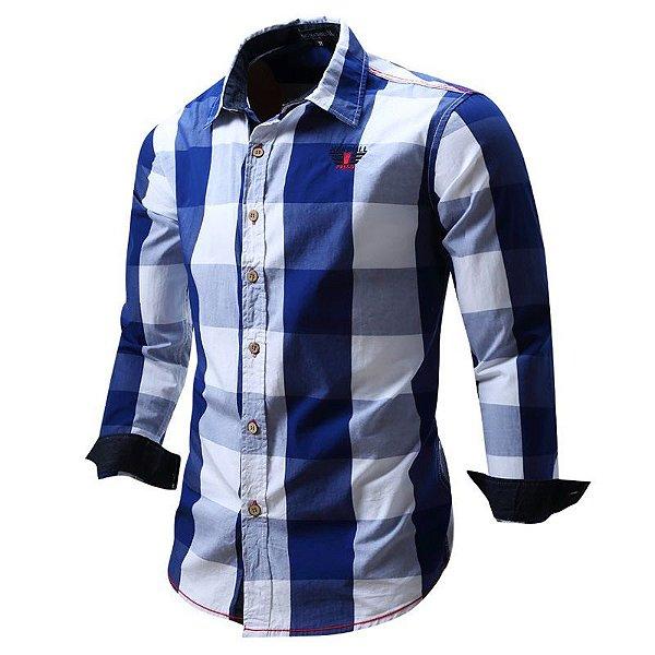 008fcb14a3 Camisa Social Marshall - Dali Relógios