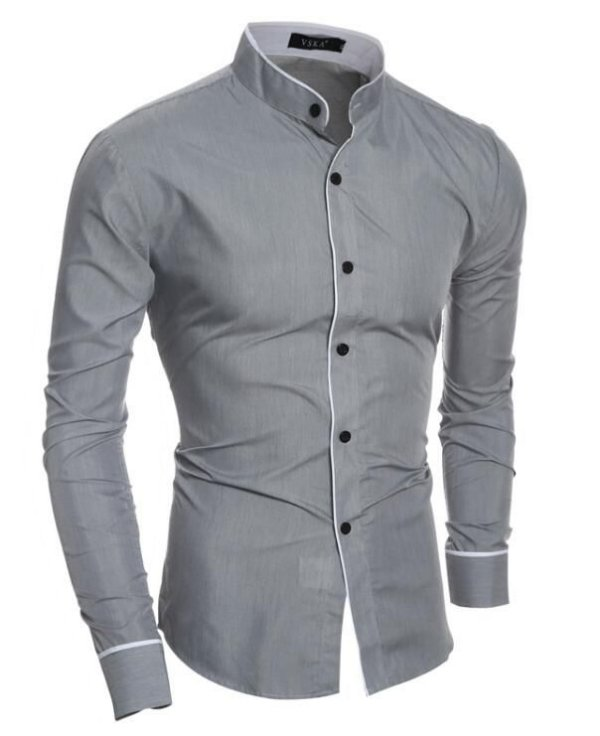Camisa Social Egypt - Slim Fit - Masculina
