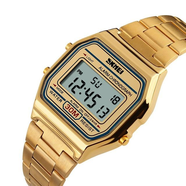 Relógio SKMEI Vintage