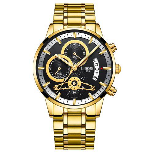 735c15fbace Relógio Blindado NIBOSI Style Funcional - Dali Relógios