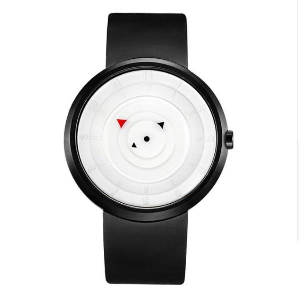Relógio Break Minimalista