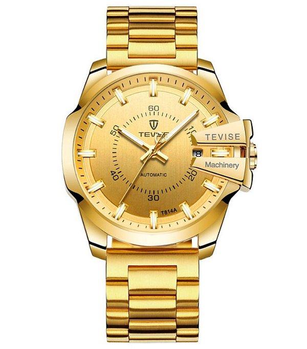 Relógio Tevise Machinery